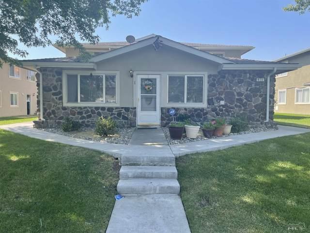 820 Jamaica #1, Reno, NV 89502 (MLS #210011314) :: Vaulet Group Real Estate