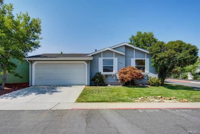 7895 N Claridge Pointe, Reno, NV 89506 (MLS #210011315) :: Krch Realty