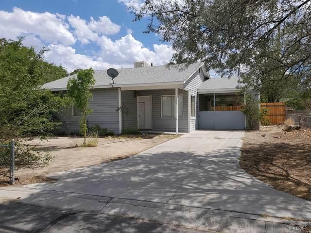 122 W 5th Street, Hawthorne, NV 89415 (MLS #210011318) :: Vaulet Group Real Estate