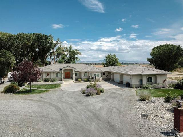 218 Hwy 339, Yerington, NV 89447 (MLS #210011319) :: Vaulet Group Real Estate