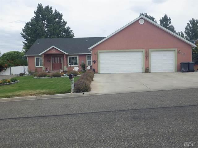 3077 Frontier St., Winnemucca, NV 89445 (MLS #210011322) :: Vaulet Group Real Estate