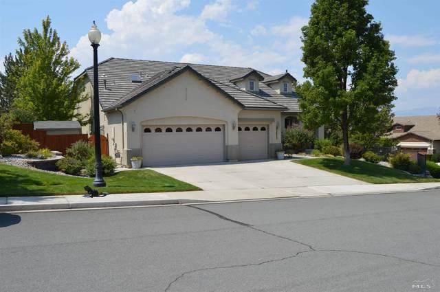 2629 Roseto Circle, Sparks, NV 89434 (MLS #210011325) :: Vaulet Group Real Estate