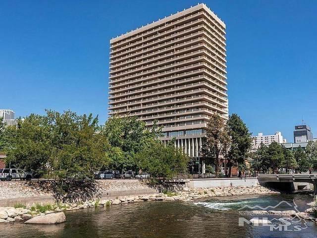 100 N Arlington 5G, Reno, NV 89501 (MLS #210011331) :: Vaulet Group Real Estate
