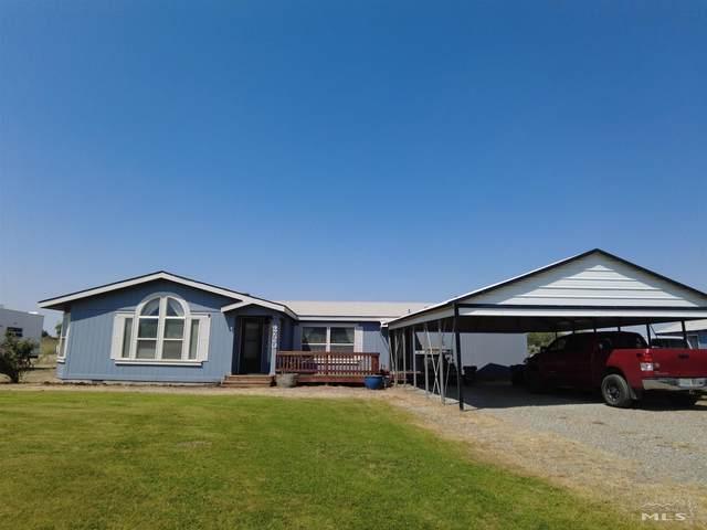 4720 Pond Drive, Winnemucca, NV 89445 (MLS #210011336) :: Vaulet Group Real Estate
