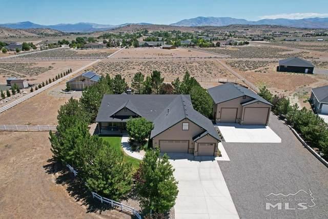 1205 Golden Eagle, Gardnerville, NV 89410 (MLS #210011345) :: Vaulet Group Real Estate