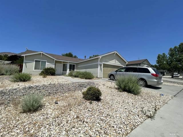 215 Harkin Cir, Dayton, NV 89403 (MLS #210011347) :: Vaulet Group Real Estate