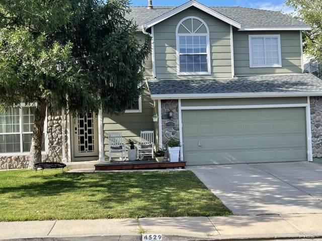 4529 Windcrest Dr., Reno, NV 89523 (MLS #210011363) :: Vaulet Group Real Estate