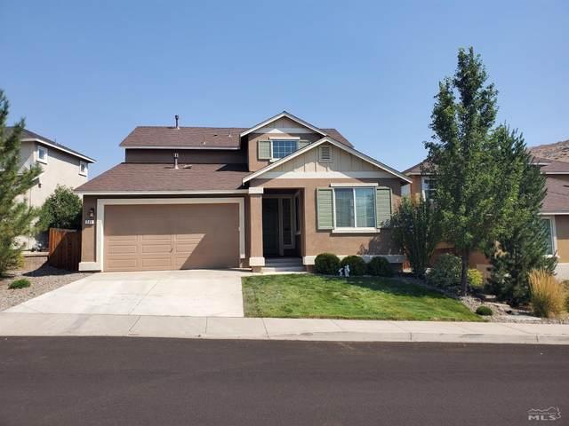 280 Anselmo Drive, Reno, NV 89523 (MLS #210011375) :: Vaulet Group Real Estate