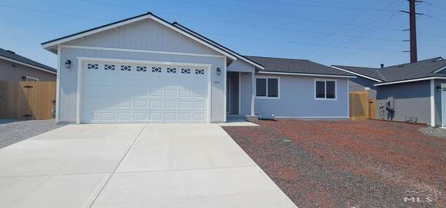 1800 Fort Sutter, Fernley, NV 89408 (MLS #210011388) :: The Mike Wood Team