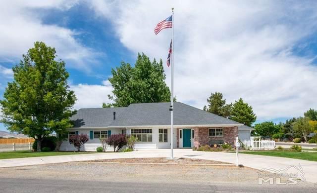 26 Fairway Dr, Yerington, NV 89447 (MLS #210011394) :: Vaulet Group Real Estate