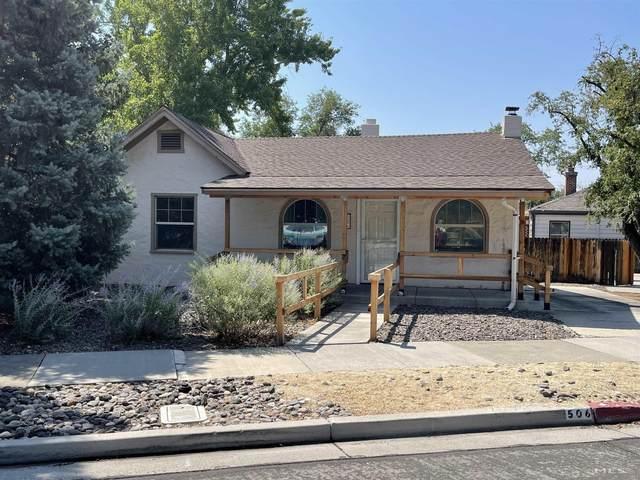 506 Imperial, Reno, NV 89503 (MLS #210011403) :: Vaulet Group Real Estate