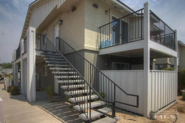2000 Silverada Blvd. #724, Reno, NV 89512 (MLS #210011412) :: Chase International Real Estate
