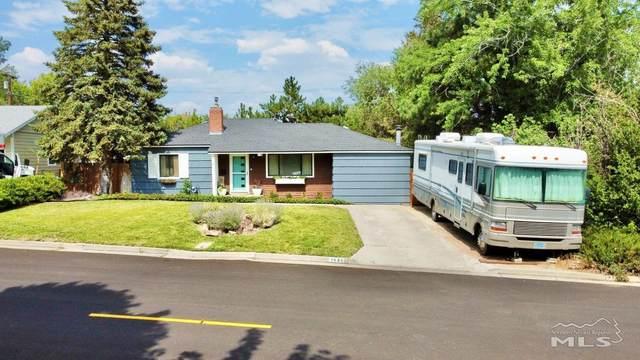 1630 Wesley Drive, Reno, NV 89503 (MLS #210011425) :: Vaulet Group Real Estate