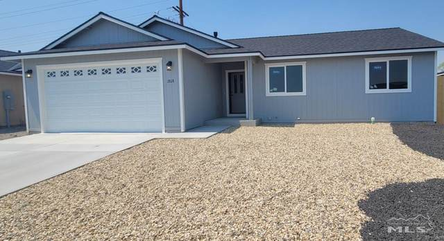 1808 Fort Sutter, Fernley, NV 89408 (MLS #210011433) :: The Mike Wood Team