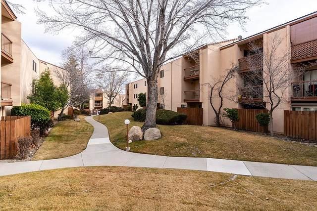 2700 Plumas Street #107, Reno, NV 89509 (MLS #210011446) :: Vaulet Group Real Estate