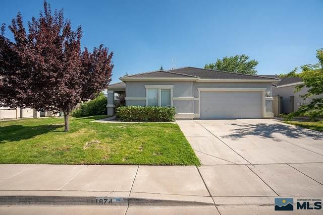 1874 San Pablo Drive, Reno, NV 89521 (MLS #210011449) :: Morales Hall Group