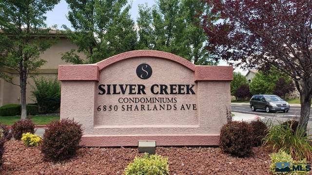 6850 Sharlands Ave #1100, Reno, NV 89523 (MLS #210011450) :: Morales Hall Group