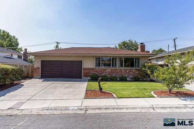 2140 Prince Way, Reno, NV 89503 (MLS #210011454) :: Morales Hall Group