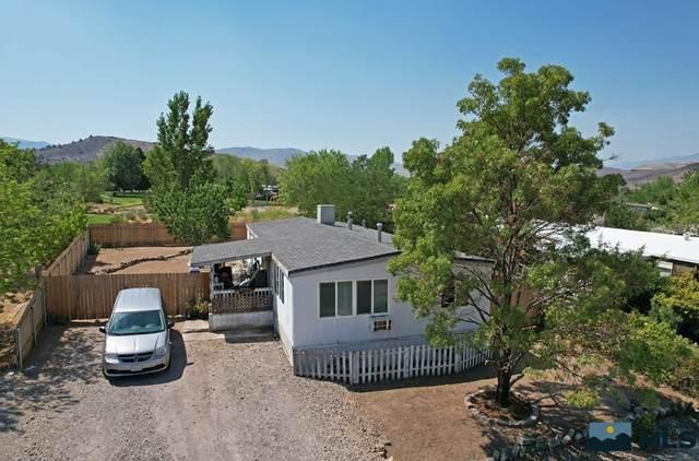 16150 Rhyolite Circle, Reno, NV 89521 (MLS #210011458) :: Chase International Real Estate