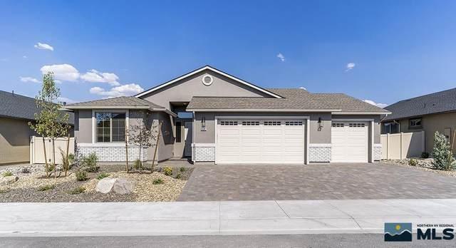11150 Freedom Range Lane, Reno, NV 89521 (MLS #210011460) :: Morales Hall Group