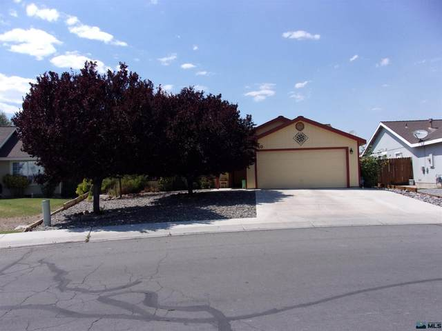540 River Ranch Rd., Fernley, NV 89408 (MLS #210011468) :: The Mike Wood Team
