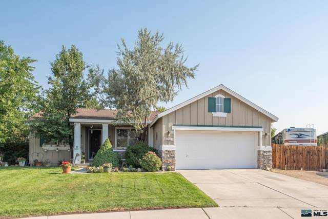 2735 Falcon View Ct., Sparks, NV 89436 (MLS #210011469) :: The Mike Wood Team