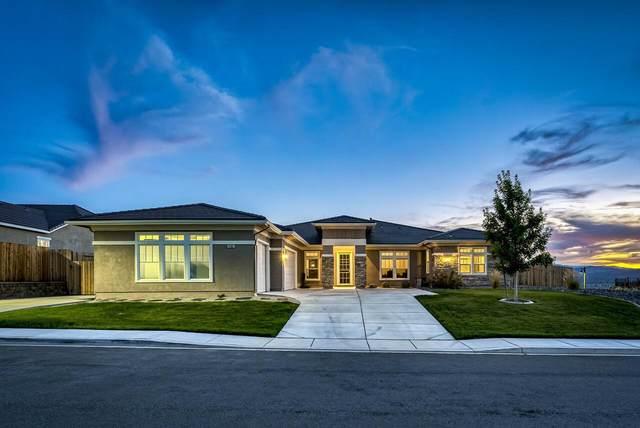 7480 Orange Plains, Sparks, NV 89436 (MLS #210011475) :: Morales Hall Group