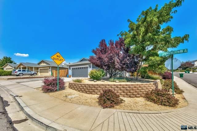 1550 Springfield Park, Reno, NV 89523 (MLS #210011476) :: Vaulet Group Real Estate