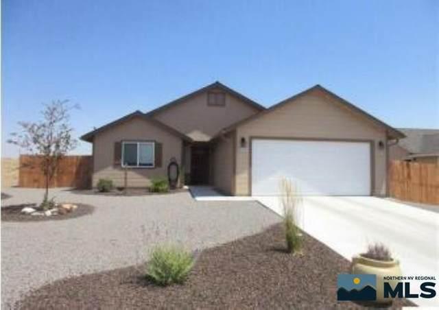 2246 Kadden Way, Dayton, NV 89403 (MLS #210011481) :: Vaulet Group Real Estate