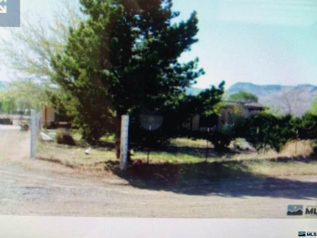 9425 Santa Fe Trail, Stagecoach, NV 89429 (MLS #210011490) :: The Mike Wood Team