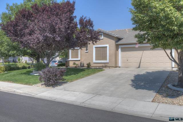 10695 Vista Bonita Ln, Reno, NV 89521 (MLS #210011496) :: Morales Hall Group