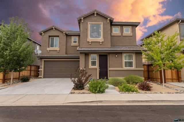 6640 Russian Thistle Dr., Sparks, NV 89436 (MLS #210011498) :: Morales Hall Group