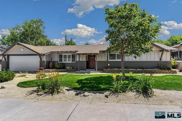 970 Sumac, Reno, NV 89509 (MLS #210011503) :: Morales Hall Group