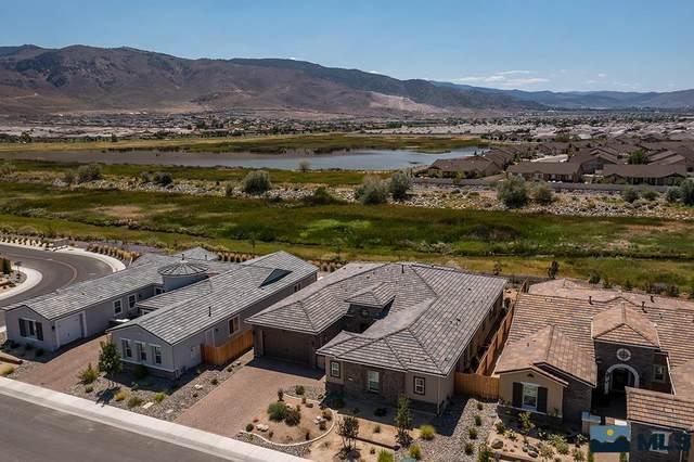 2334 Blushing Rock Drive, Reno, NV 89521 (MLS #210011504) :: Morales Hall Group
