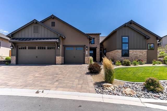 4000 Whispering Pine Loop, Reno, NV 89519 (MLS #210011510) :: Morales Hall Group