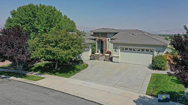 2940 Oxley Dr., Sparks, NV 89436 (MLS #210011527) :: Morales Hall Group