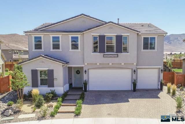 2232 Edgelands Drive, Reno, NV 89521 (MLS #210011554) :: Morales Hall Group