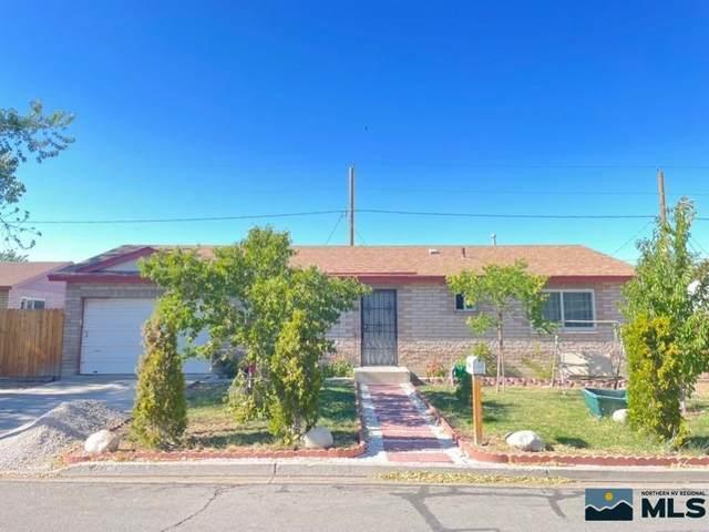 1980 J Street, Sparks, NV 89431 (MLS #210011569) :: Morales Hall Group
