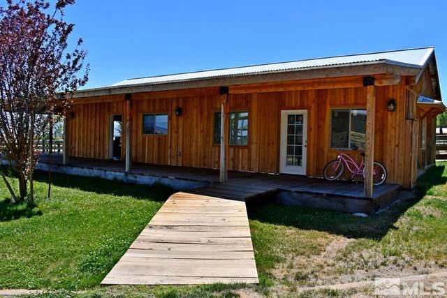 1461 Foothill Road, Gardnerville, NV 89410 (MLS #210011745) :: NVGemme Real Estate