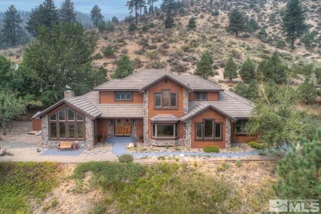 5200 Numaga Pass, Carson City, NV 89703 (MLS #210011771) :: Colley Goode Group- CG Realty