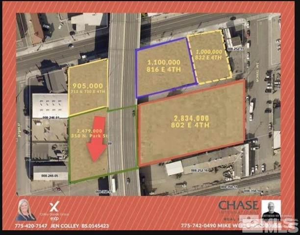 712/730 E 4Th Street, Reno, NV 89512 (MLS #210011798) :: Colley Goode Group- CG Realty