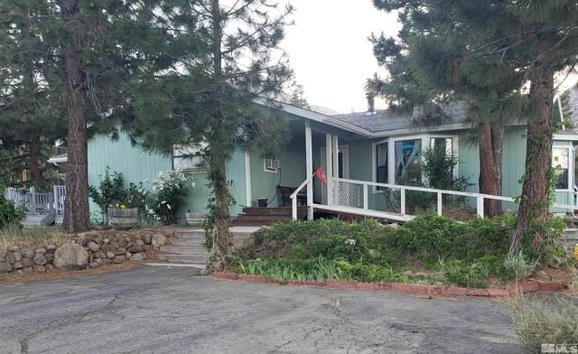 60 Sage Ave, Woodfords, Ca, CA 96120 (MLS #210011816) :: NVGemme Real Estate