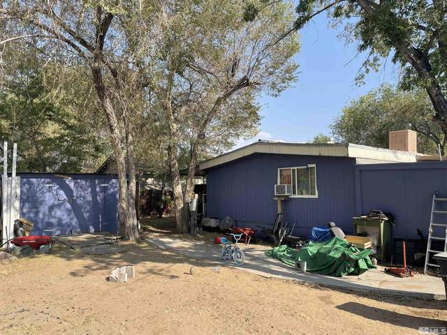 2436 E Nye, Carson City, NV 89706 (MLS #210011847) :: Colley Goode Group- CG Realty
