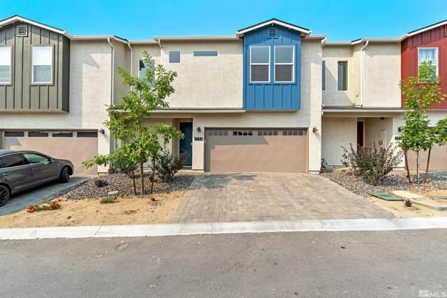 4724 Black Falcon, Sun Valley, NV 89433 (MLS #210011861) :: Chase International Real Estate