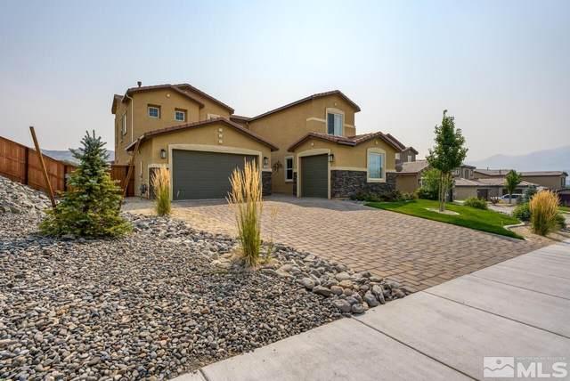 320 Loch Lomond, Verdi, NV 89439 (MLS #210011867) :: NVGemme Real Estate
