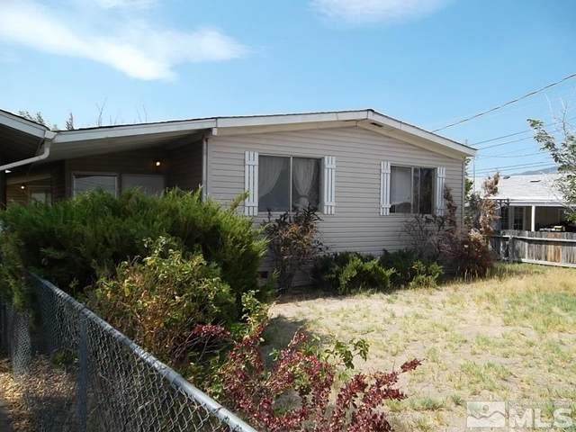 2325 Sherman, Carson City, NV 89706 (MLS #210011882) :: Colley Goode Group- CG Realty