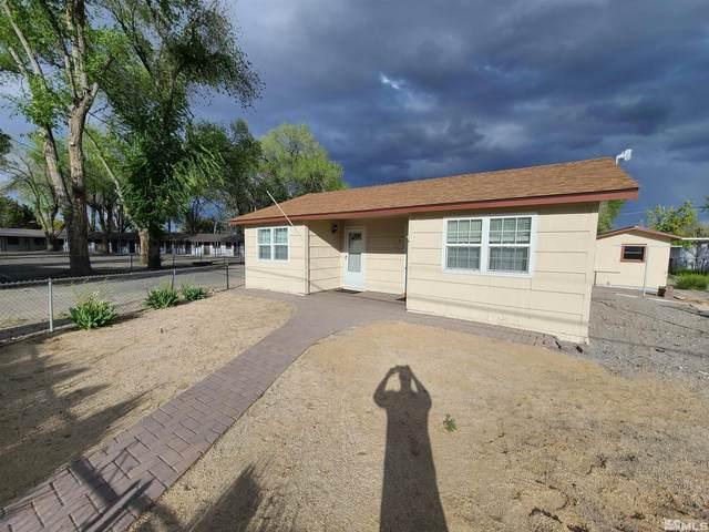1370 Dartmouth, Lovelock, NV 89419 (MLS #210011887) :: Chase International Real Estate