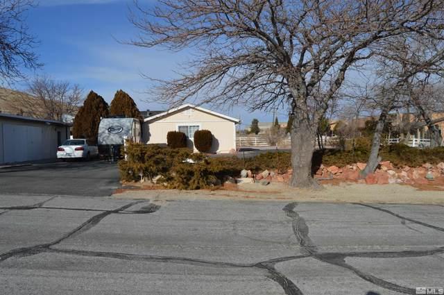 300 Appion, Carson City, NV 89703 (MLS #210011890) :: NVGemme Real Estate
