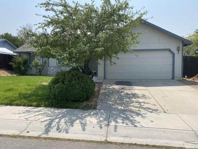 991 Haystack, Carson City, NV 89705 (MLS #210011971) :: Colley Goode Group- CG Realty