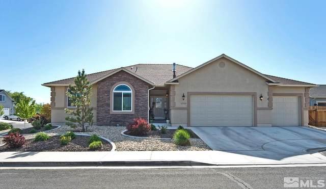 1705 Rosso Ct, Minden, NV 89423 (MLS #210012001) :: Chase International Real Estate